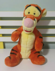 TIGGER PLUSH TOY PLAYGRO 36CM WINNIE THE POOH CHARACTER TOY