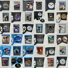 Blu-Ray Dvd Movies Videos Lot Under $5 Rare, Vintage, Collectible, All Genres