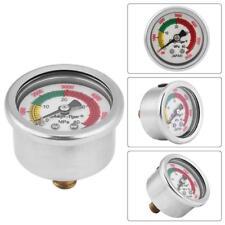 0-6000 PSI Car Truck Auto Motor Tyre Tire Air Pressure Gauge Dial Meter Tester