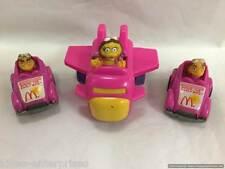 Birdie the Early Bird Happy Meal Toy Set McDonalds 1985 1990
