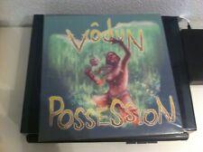 VODUN POSSESSION ORANGE VINYL LP