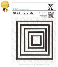 Xcut Metal Nesting Dies *SQUARE* 5 Piece - by DoCrafts - Die Cutting