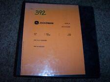 Jd John Deere 544J 544 J Wheel Loader Parts Catalog Manual Pc9339 Pc 9339