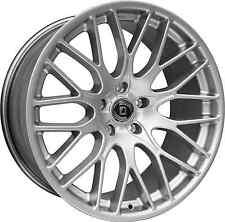 Alufelgen 9x20 Zoll DIEWE Impatto Silber 5/130 - Q7 Porsche Cayenne VW Touareg'