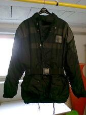 Motorrad Jacke Uvex Dunkelgrün Größe L