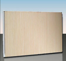 1 pcs Line Wood Bamboo PVC Wall Panel-DIY Project!! Water/Mould Resistant!!
