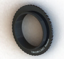 Rambex T2/M42-M39/L39 42mm x 1mm 0.75mm to 39mm Screw  lens camera adapter ring