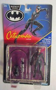 Batman Returns Catwoman Action Figure Kenner 1991 New