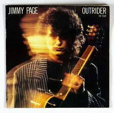 Jimmy Page Program book Outrider 1988 First Solo Tour