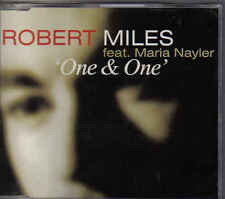 Robert Miles- One &One cd maxi single