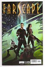 Farscape Cover 1 B Nm Boom Studios Popular Tv Series Comic Book