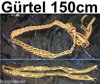 GÜRTEL GOLD PAILLETTEN KARNEVAL BAUCHTANZ FASCHING PARTY BINDEGÜRTEL NEU