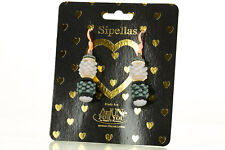 Earrings 1 Pair * AnUNe-ForYou * Sipellas No 207 silicone jewellery, women