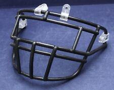 Pre Owned Schutt Jr. Pro Egop-Dw Football Helmet Facemask w/ Clips Black