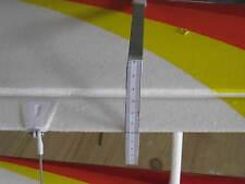 Ruder-Einstelllehre Ruderlehre Ruderausschlag Messgerät MB 2303