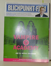 DANS LE CHAMP DE VISION FILM 6 / 14 VAMPIRE ACADEMY (BF 204)