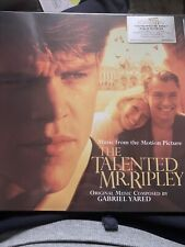 Gabriel Yared - Talented Mr. Ripley [Music from the Motion Picture]. Vinyl Album