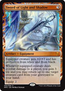 Epée des ténèbres et de la lumière PREMIUM / FOIL -  Sword of Light and Shadow