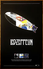 Led Zeppelin I Ii Iii Remastered Ltd Ed Discontinued Rare New Litho Poster Print