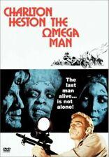 Omega Man With Rosalind Cash DVD Region 1 085391163213