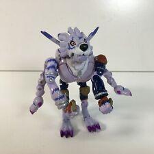 Digimon WereGarurumon Garurumon Evolution Bandai 1999 toys Action Figure