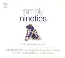 Various Artists - Simply Nineties / Various [New CD] UK - Import