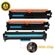1PK CF232A Drum + 2PK CF230X Toner For HP CF230A LaserJet Pro M203dw M277fdw
