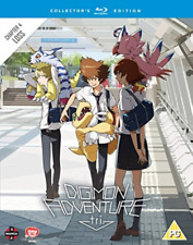 Digimon Adventure Tri The Movie Part 4 C BLU-RAY NEW