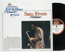 Sam Rivers       Vision         NM # 48