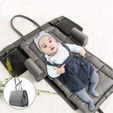 Portable Foldable Baby Travel Bag Infant Bed Crib Diaper Changing Handbag ONE