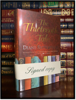 The Thirteenth Tale ✎SIGNED✎ by DIANE SETTERFIELD Hardback 1st Edition Printing