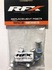 KTM SX/EXC 50,65 80.85,125,250,300, SX/EXC150, 250,450. RFX SPROKET BOLTS