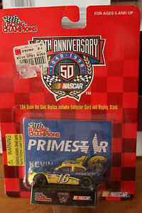 Racing Champions 50th Anniversary Nascar # 16 Primestar  Race Car