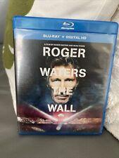 Roger Waters The Wall (Blu-ray Disc, 2015, 2-Disc Set) PINK FLOYD / +bonus OOP