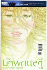 2012-13 THE UNWRITTEN #35-47 ( ASSORTED 10 ISSUES ) MATURE READERS DC VERTIGO