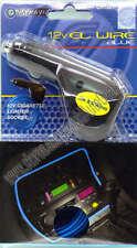 12V ON/OFF Lighter Plug In Car Van Boat Limousine Interior 12v 2M EL Neon Wire