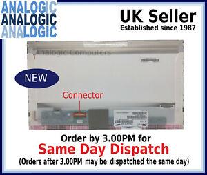 "TOSHIBA SATELLITE L500-1UP 15.6"" HD 40 PIN LED LCD Screen Display Panel"