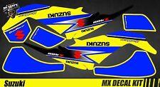 Kit Déco Quad pour / Atv Decal Kit for Suzuki LTZ 400 - Yellow