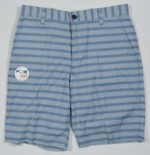 """Dockers #5365 NEW Mens Size 29 Classic Fit 9 1/2"""" Inseam Stretch Perfect Shorts"""