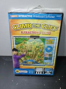 Lakeshore Learning Interactive Whiteboard Climb the Cliff: Fractions 2005 PC/MAC