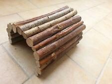 casetta in legno per terrari  (tartarughe o rettili terrestri)