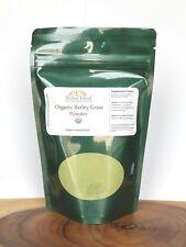 Barley Grass Powder - Organic (Hordeum Vulgare) Free Shipping - Non GMO