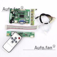 """For LTN154U2-L06 LQ154M1LW02 15.4""""  LCD Controller Driver Board(HDMI+VGA+2AV)"""