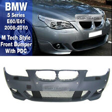 M Tech Style Front Bumper With PDC W/O Fog Lamp For BMW 2008-2010 5 Series E60