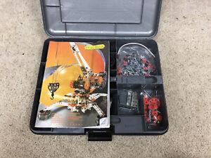 Erector Set Meccano Special Edition Motorized Crane