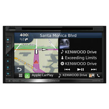 Kenwood DNX574S 2-Din AV Navigation System with Bluetooth (Certified Refurbished