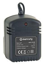 El Mercurio no regulada 12V 500mA 12Vac Reino Unido Adaptador Fuente de alimentación de CA 6W