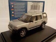 Land Rover Discover, Silver, Model Cars, Oxford Diecast 1/76