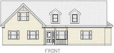 Andrew 1829G Home, house plan 3 bed rm. 2 bath rm