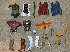 Marvel Legends BAF Build A Figure Lot Lizard Wendigo Sandman Crimson Odin More